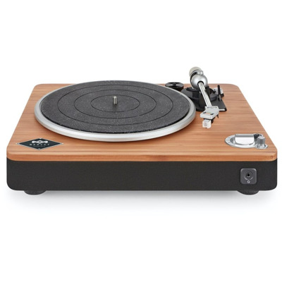 House of Marley Stir It Up Wireless - Signature Black Plattenspieler
