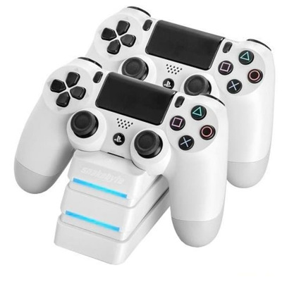 Snakebyte PS4 Twin: Charge 4 Ladestation