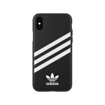 Adidas Originals Moulded Case PU schwarz weiss Hülle