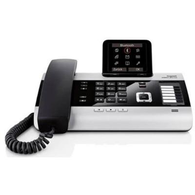 Gigaset Dx800A ALL IN ONE schwarz VoIP Telefon