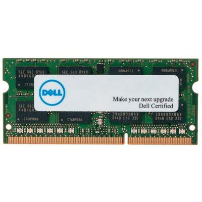 Dell Ddr3-Ram 1x 4 GB Arbeitsspeicher