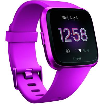Fitbit Versa Lite Mulberry Smartwatch