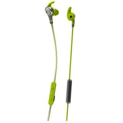 Monster iSport Intensity wireless - Grün In-Ear Kopfhörer