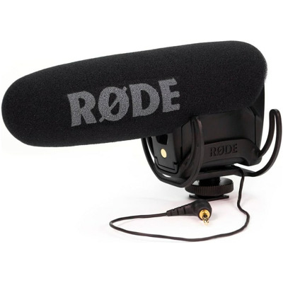 Rode VideoMic Pro R Kondensator Mikrofon für DSLR/Camcorder