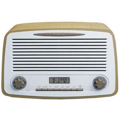 Lenco Dar-012 - Taupe Dab+ Radio