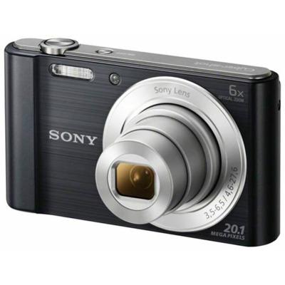 Sony Dsc-W810B Fotokamera