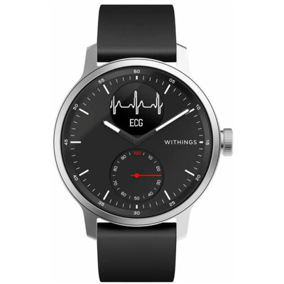 Withings Scanwatch 42mm/Black Smartwatch