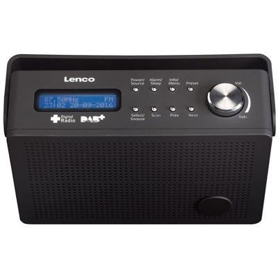 Lenco Pdr-030 - Schwarz Dab+ Radio