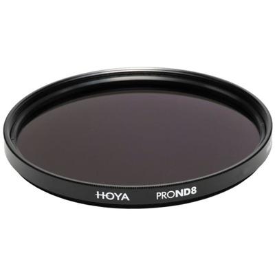 Hoya PRO ND8 49 mm Graufilter