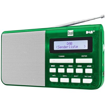 Dual DAB 4.1 T - Grün Dab+ Radio