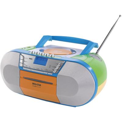 Mio Star P-200 Dab+ - Bunt CD-Radio