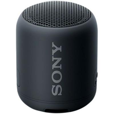Sony Srs-Xb12 - Schwarz Bluetooth Lautsprecher