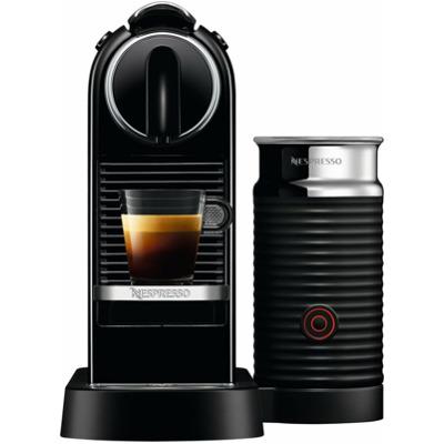 Nespresso Citiz & Milk Schwarz En267.bae Kapselmaschine