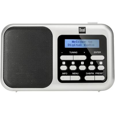 Dual DAB 4.2 Dab+ Radio
