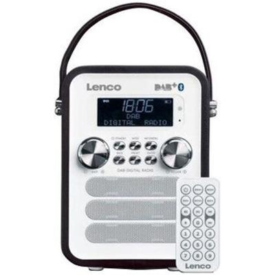 Lenco Pdr-050 - Schwarz Dab+ Radio