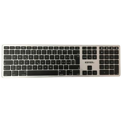 Kanex Multi-Sync Keyboard - Grau/Schwarz