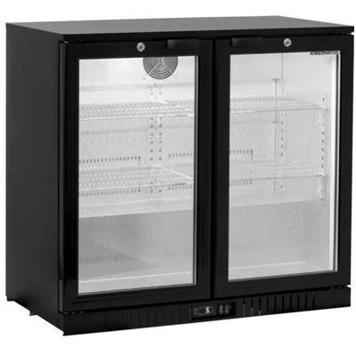Kibernetik 208L Gastro-Kühlschrank
