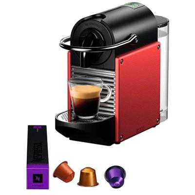 Nespresso Pixie Rot En125.r Kapselmaschine