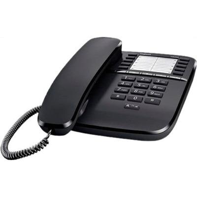 Gigaset Da510 schwarz Festnetz Telefon
