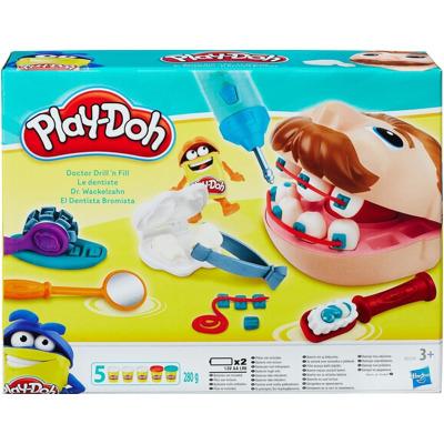 Play-Doh Dr. Wackelzahn Modelieren