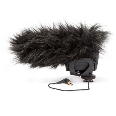 Rode DeadCat-VMP Mikrofon Fellwindschutz