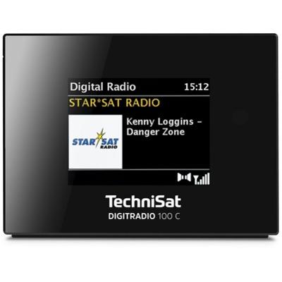 Technisat DigitRadio 100 C - Schwarz Receiver