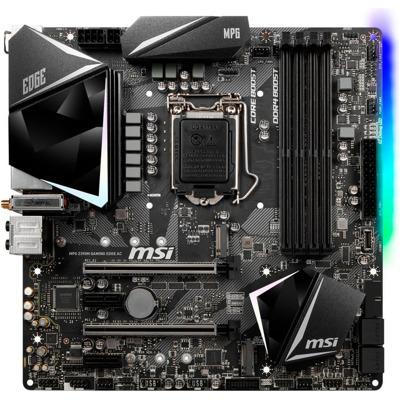MSI MPG Z390M Gaming Edge AC Mainboard
