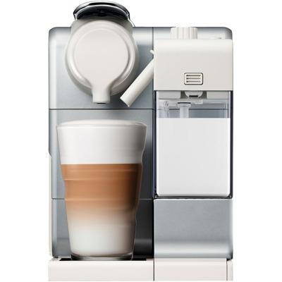 Nespresso Lattissima Touch Silber En560.s Kapselmaschine