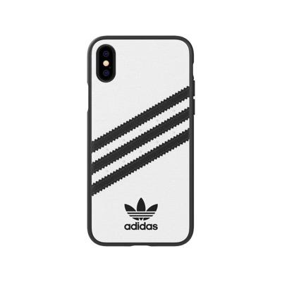 Adidas Originals Moulded Case PU weiss/schwarz Hülle