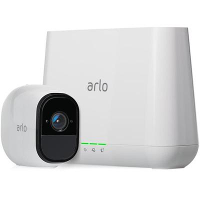 Arlo Pro2 Sicherheitssystem mit 1 HD-Kamera Überwachungskamera