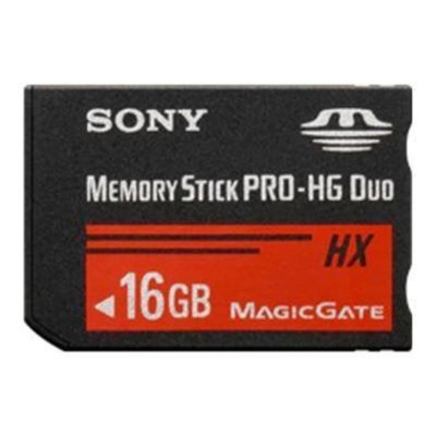 Sony MS PRO Duo High Grade HX 16Gb Memorystick