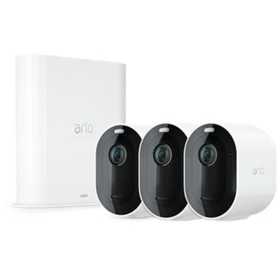 Arlo Pro 3 2k Starter Kit - Cams Überwachungskamera