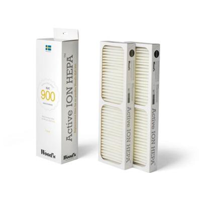 Wood's Luftfilter Gran 900 2 Stück Filter