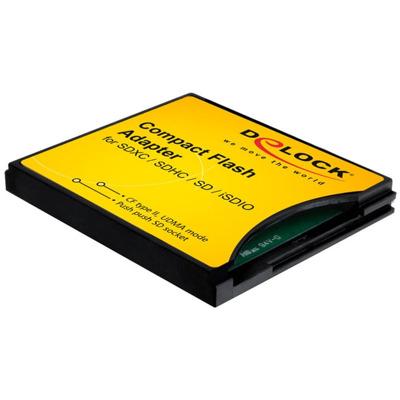 DeLock Compact Flash Adapter für SD-Speicherkarten
