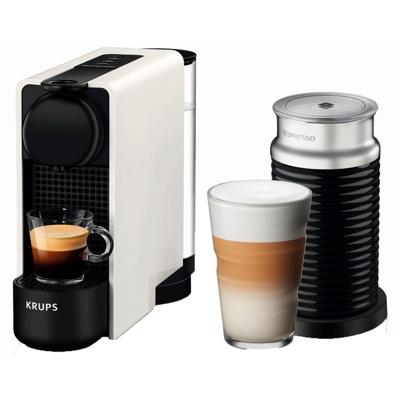 Nespresso Essenza Plus & Aeroccino Weiss Xn5111 Kapselmaschine