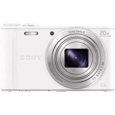 Sony Dsc-Wx350 Cybershot weiss Kompaktkamera