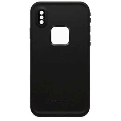 LifeProof Hard Cover 'Fré Asphalt black' Hülle