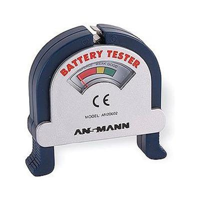 Ansmann Universal Batterietester Prüfgerät