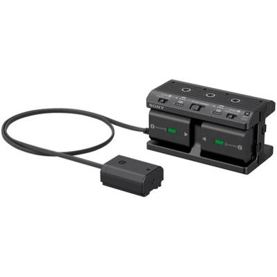 Sony Akkuladegerät Npa-Mqz1K für Np-Fw50