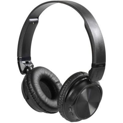 Vivanco Mooove AIR Black On-Ear Kopfhörer