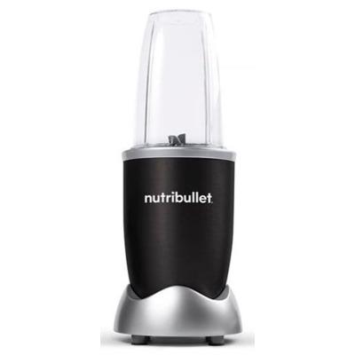 Nutribullet Nährstoffextraktor schwarz 600W 12-teilig Standmixer