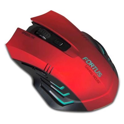 Speedlink Fortus Gaming Mouse Wireless Maus