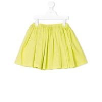Douuod Kids pleated skirt - Green