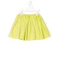 Douuod Kids pleated skirt - Green