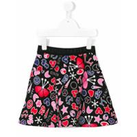 Kenzo Kids printed skirt - Black