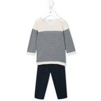 Familiar jumper and trousers set - Blue