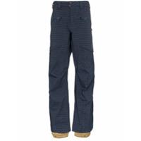 Burton Ak yurt stripe Gore-Tex trousers - Blue