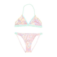 Little Marc Jacobs braided bikini set - Multicolour