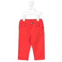 Paul Smith Junior classic chinos - Red