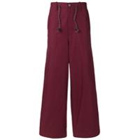 Marni flared trousers